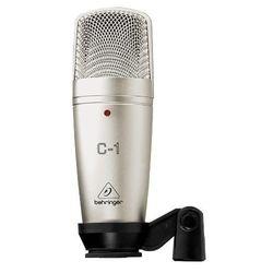 Microfono-De-Condensador-Behringer-C1-Con-Estuche-Y-Pipeta