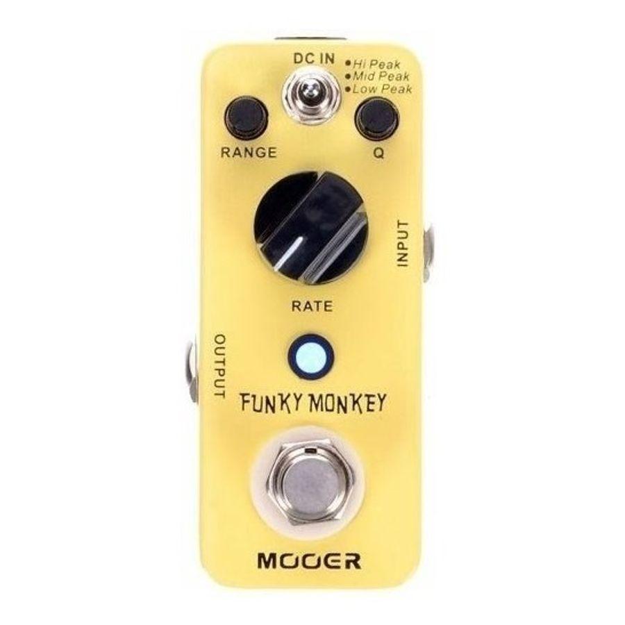 Pedal-De-Efecto-Mooer-Para-Guitarra-Auto-Wah-Funky-Monkey