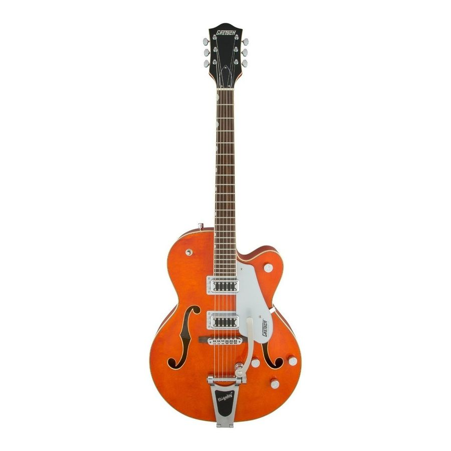 Guitarra-Electrica-Gretsch-G5420t-Cuerpo-Hueco-Orange-Satin