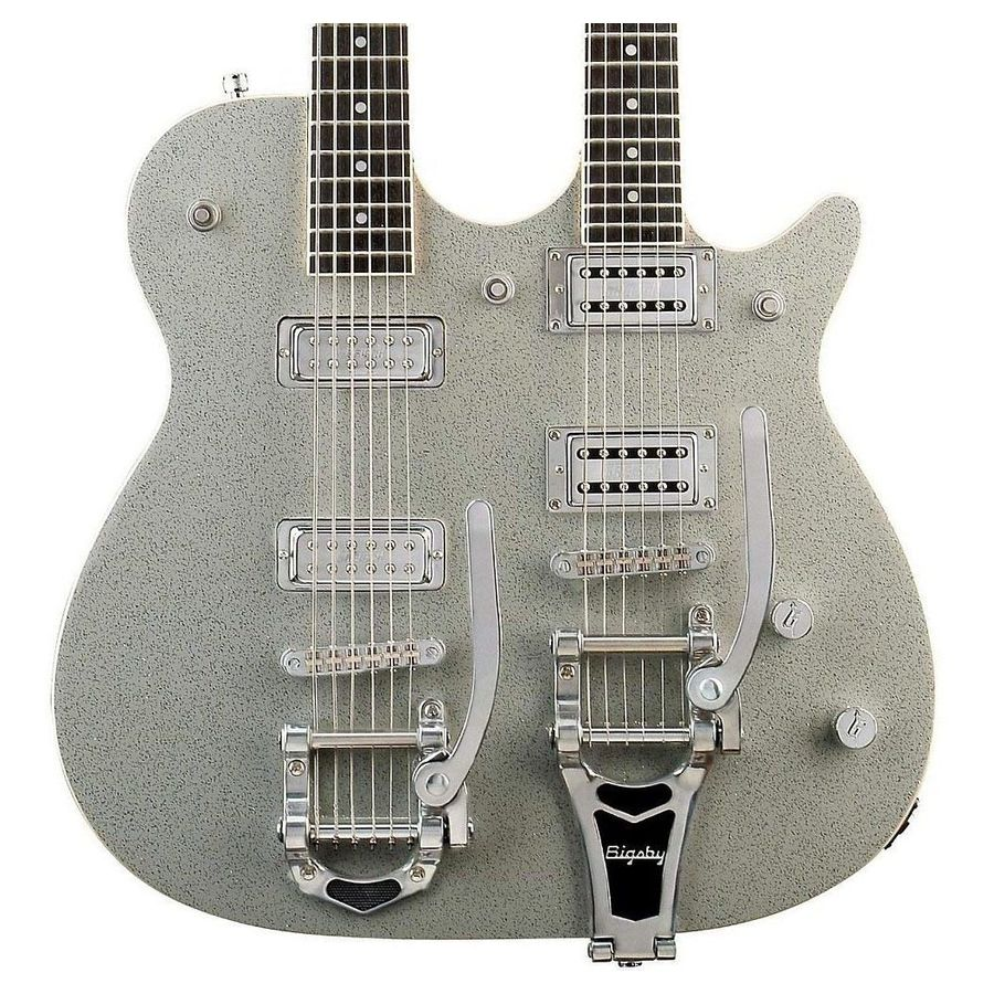 Guitarra-Doble-Gretsch-Electromatic-G5566-Jet-Double-Neck