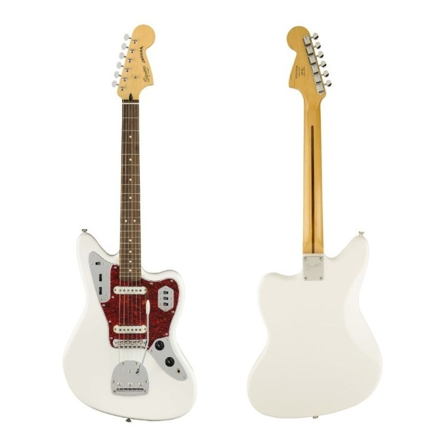 Guitarra-Electrica-Squier-Jaguar-Vintage-Modified-Blanca
