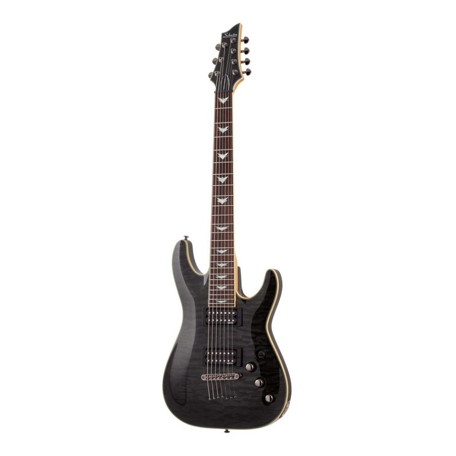 Guitarra-Electrica--Schecter-Omen-Extreme-7-Thrubody