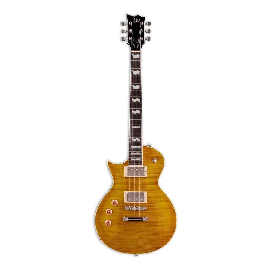 Guitarra-Electrica-Ltd-Esp-Ec256-Les-Paul-Custom-Para-Zurdos