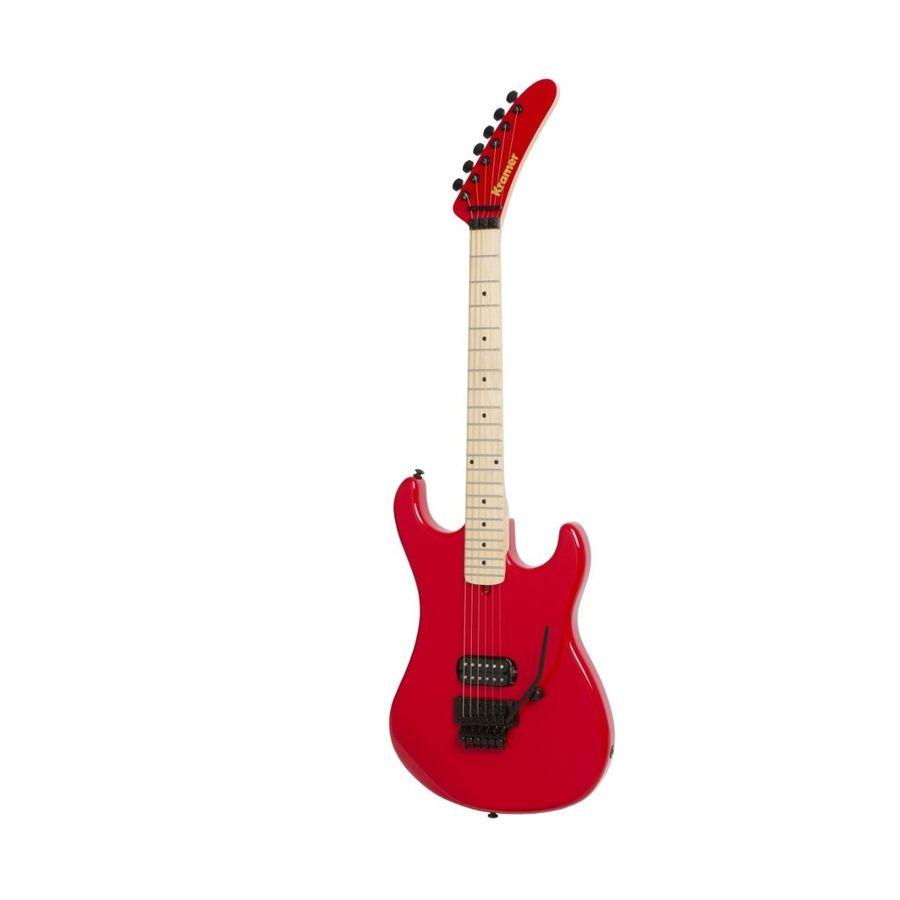 Guitarra-Electrica-Kramer-84-Baretta-Gibson-Floyd-Rose