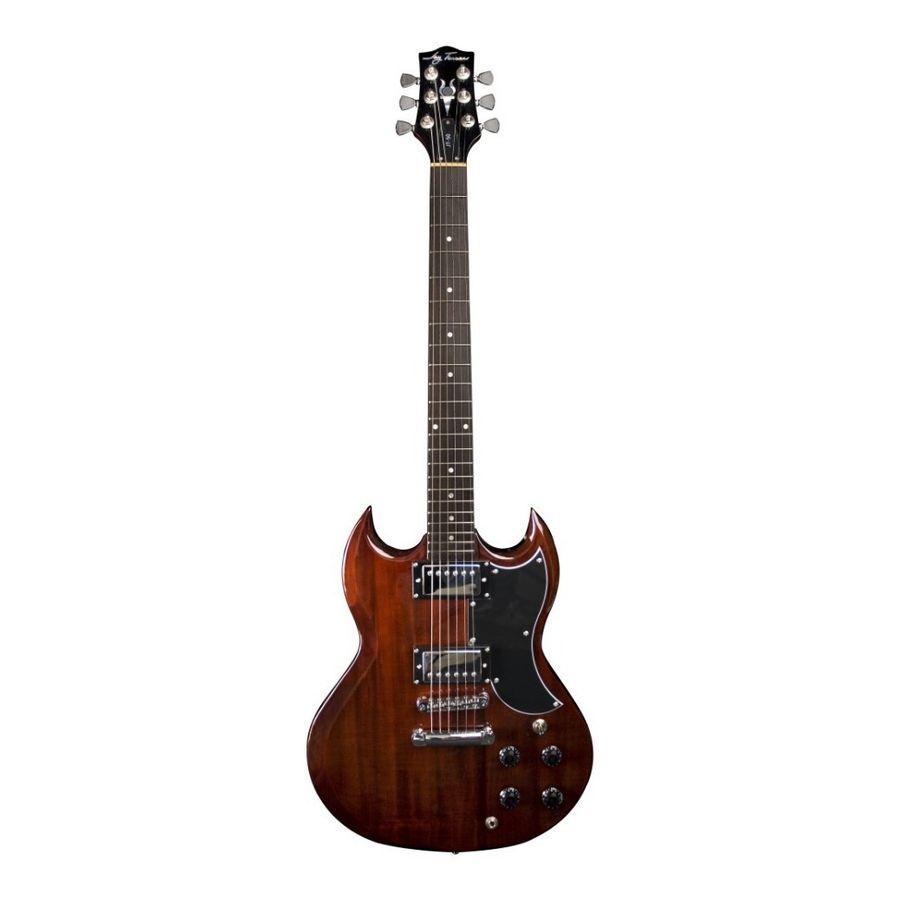 Guitarra-Electrica-Jay-Turser-Tipo-Sg-Doble-Cutaway-Humbucke