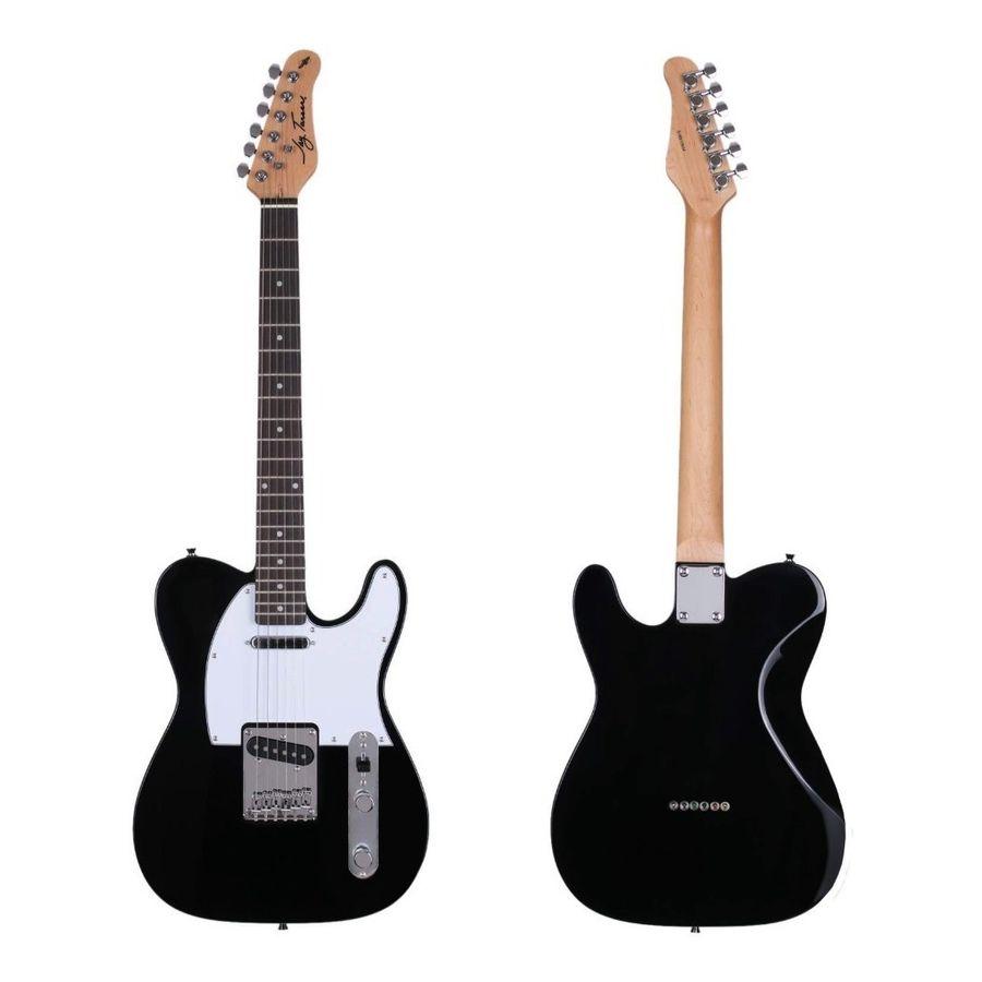 Guitarra-Electrica-Jay-Turser-Telecaster-Jt-lt-bk-Negra