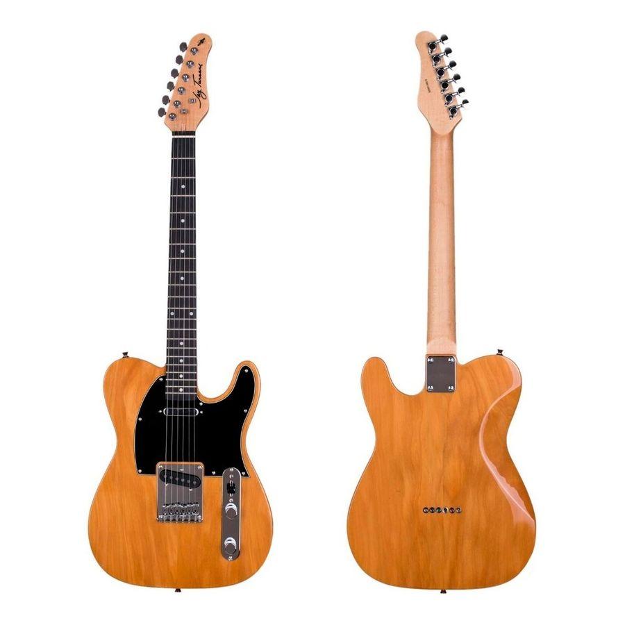 Guitarra-Electrica-Jay-Turser-Telecaster-Natural-Jt-lt-n
