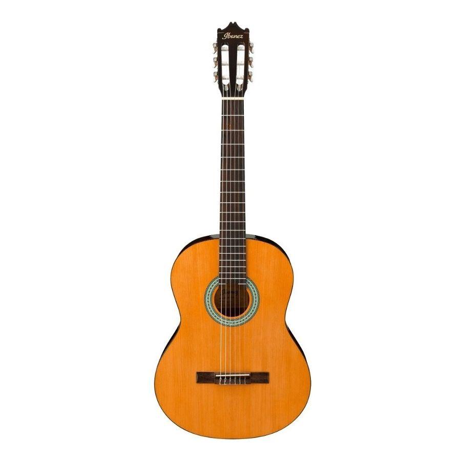 Guitarra-Criolla-Clasica-Ibanez-Ga3am-Natural-Semi-Brillante