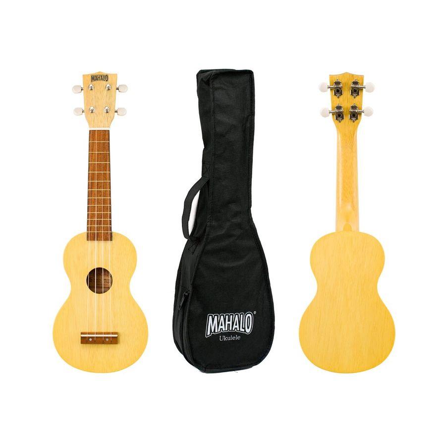 Ukelele-Soprano-Mahalo-Mk1-Series-Con-Funda-Original-Colores-Cuerdas-Nylon-Madera-Sengon-Diapason-Mahogany-20x10x53-Cm
