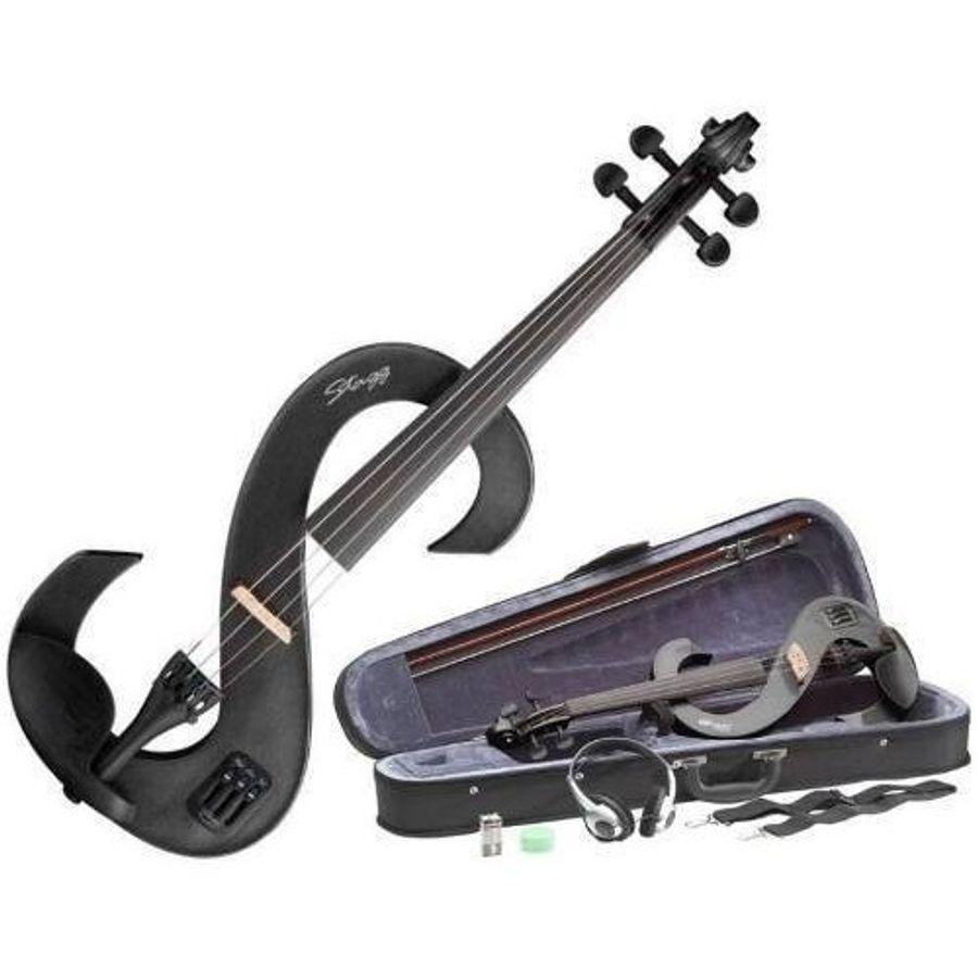Violin-Electrico-Stagg-Tipo-Silent-Con-Estuche-Rigido
