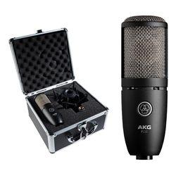 Microfono-Condensador-Akg-Perception-220-Soporte-Y-Valija