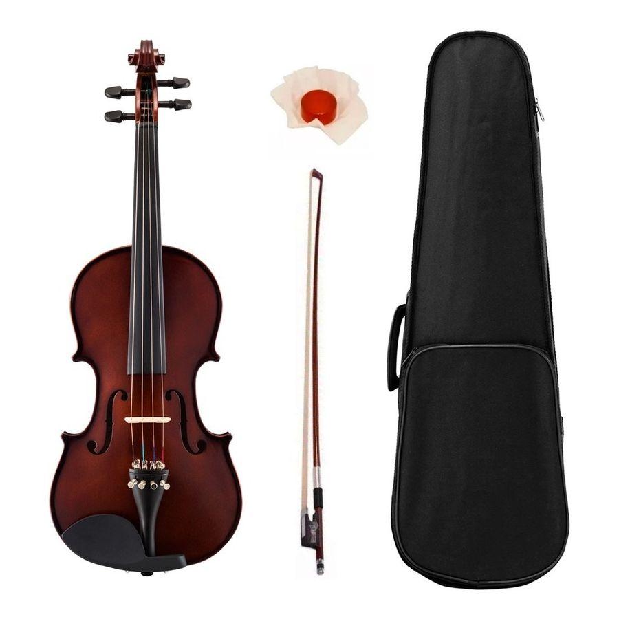Violin-Stradella-Mv1411-De-Medida-Con-Estuche-Semi-Rigido-Arco-Resina-Ideal-Para-Estudio-Pino-Maple