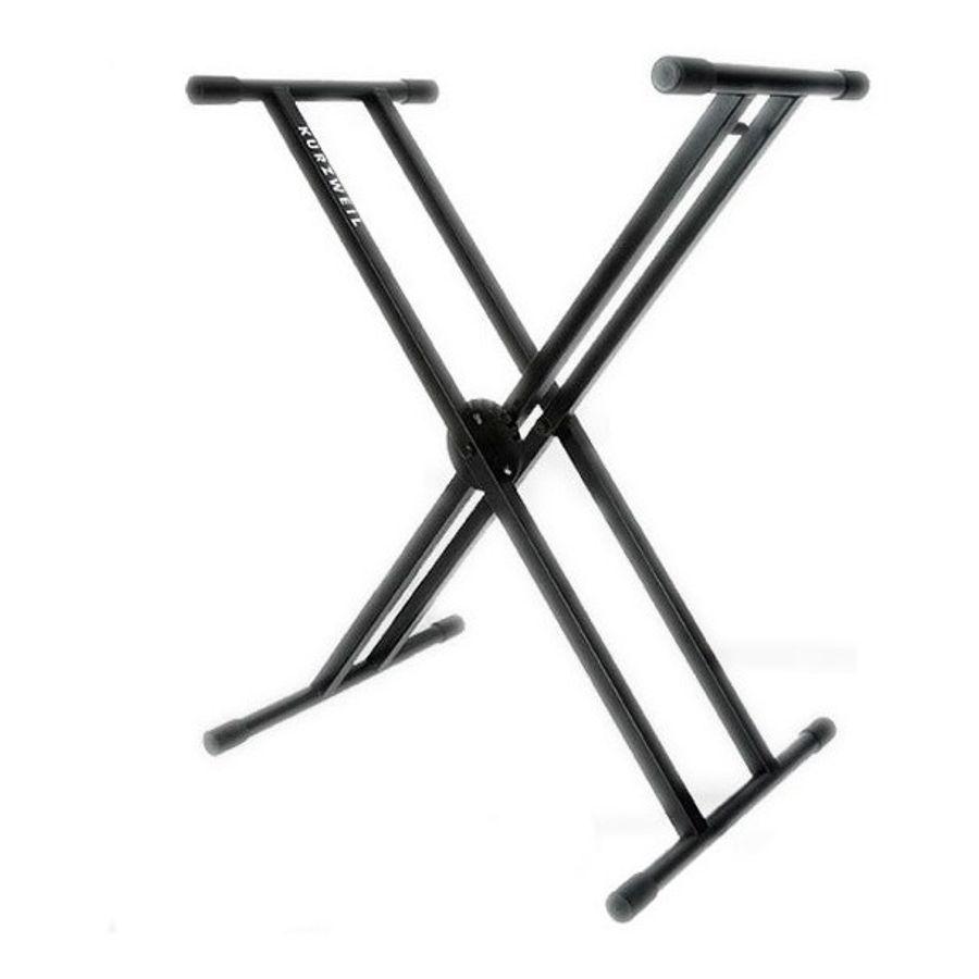 Soporte-Teclado-Piano-Kurzweil-Tijera-Doble-Regulable-Yks1