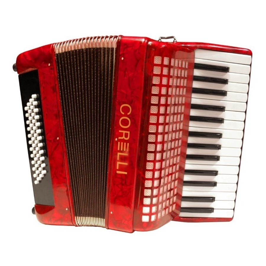 Acordeon-Corelli-48-Bajos-30-Teclas-Piano-Con-Funda-Hc3048