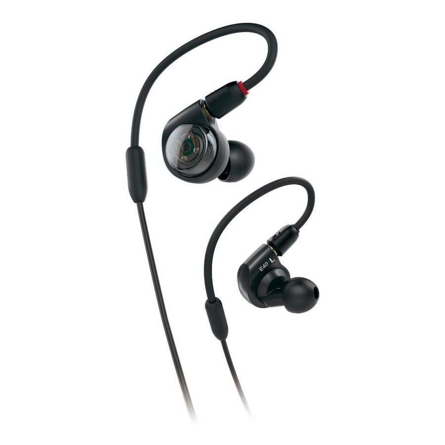 Auriculares-In-ear-Audio-Technica-Ath-e40-De-Monitoreo-Prof.