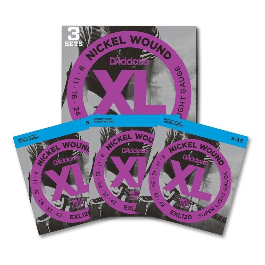 Pack-3-Encordados-Guitarra-Electrica-Daddario-Exl120-09-042