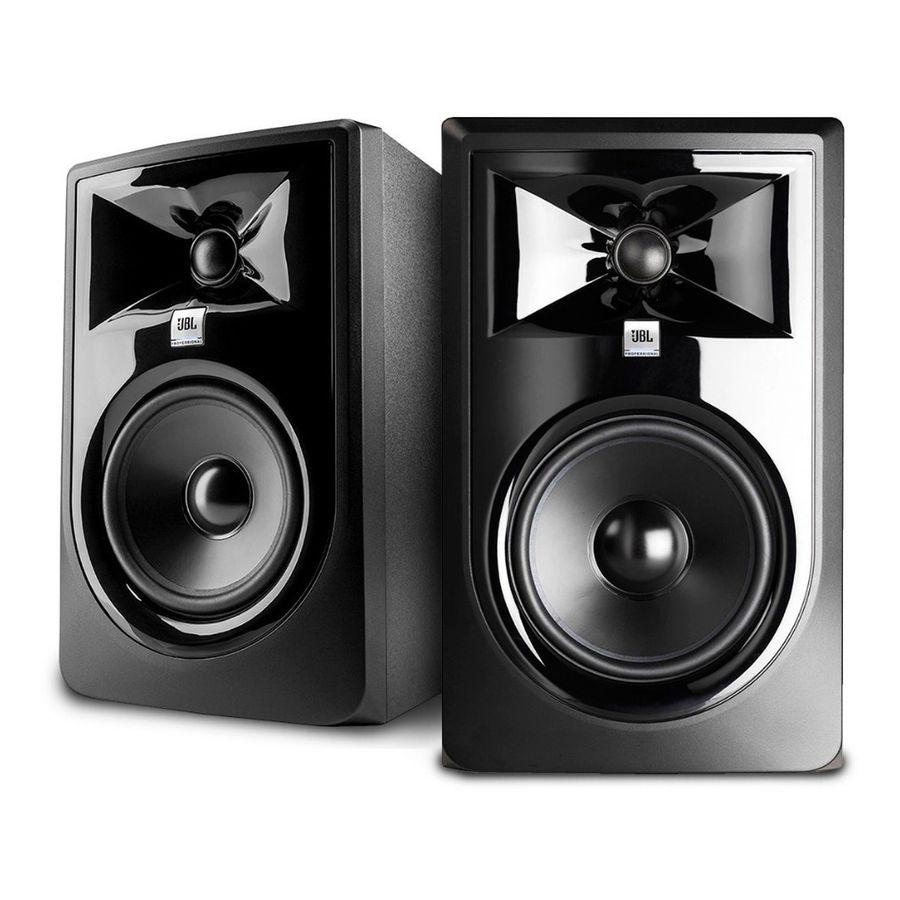 Monitores-De-Estudio-Jbl-Lsr-305-Mk2-Activos-Woofer-De-5-Pulgadas-Dos-Vias-Entrada-Xlr-Jack-Eq---Precio-Por-Par