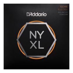 Encordado-Para-Guitarra-Electrica-Daddario-New-York-Nyxl1046bt-Calibres-010-046w-Aleacion-De-Acero-Tension-Balanceada