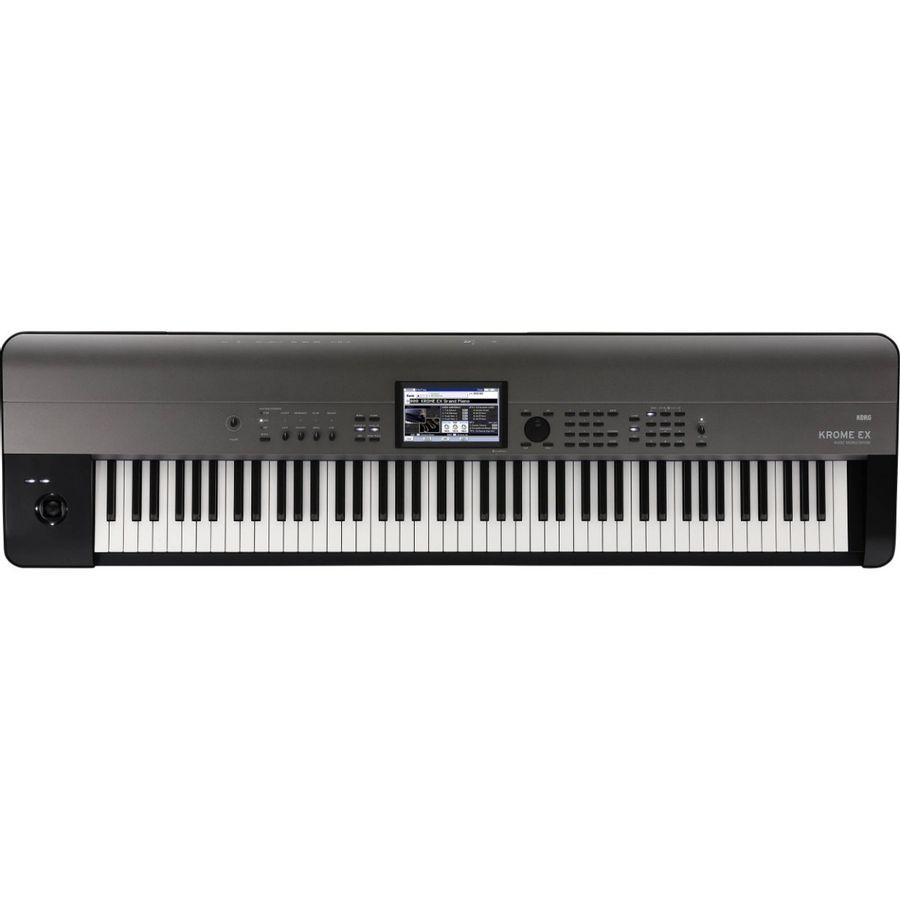 Sintetizador-Korg-Krome-88-Ex-Workstation-Con-Pantalla
