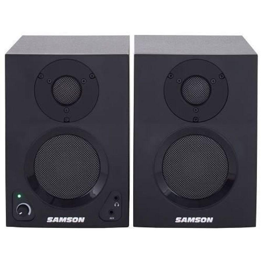 Monitores-Activos-Samson-Mediaone-Mbt4-Con-Bluetooth