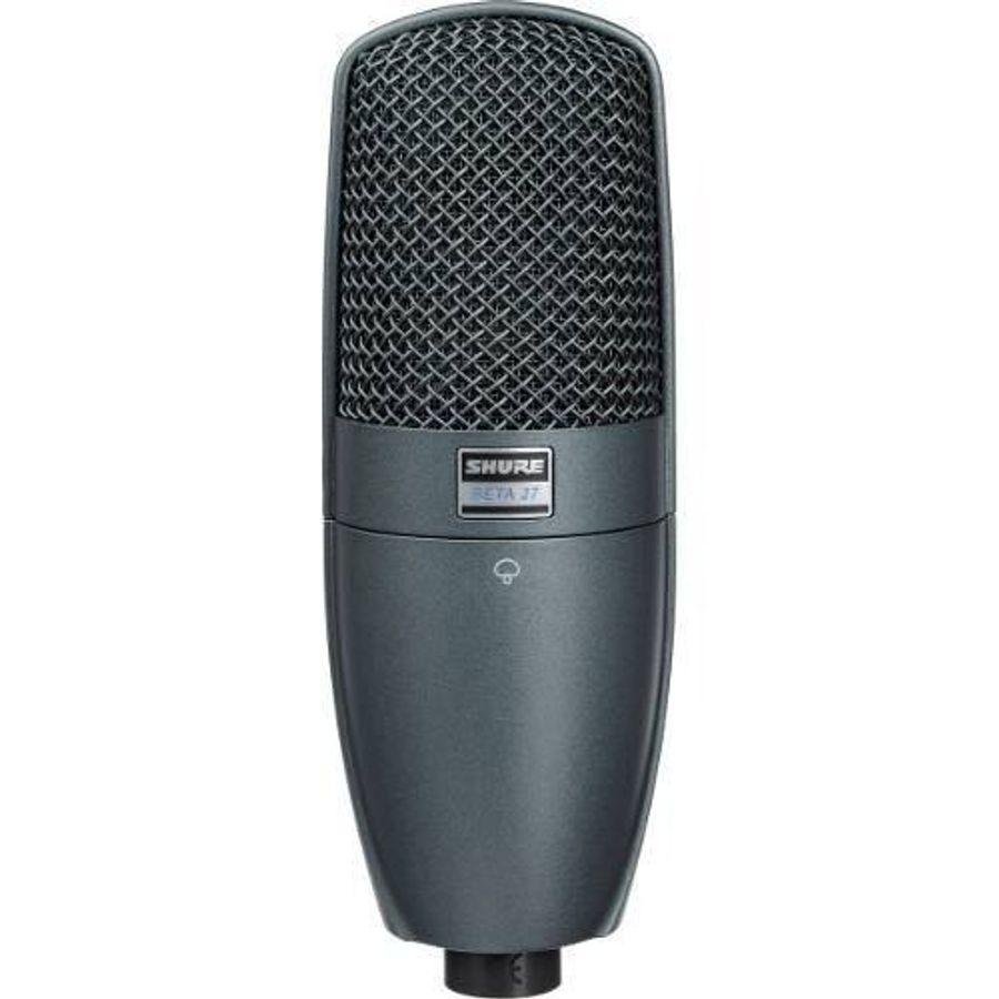 Microfono-Condenser-Shure-Beta27-Profesional-Supercardioide