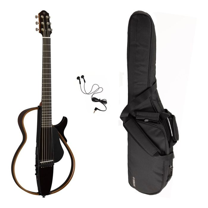 Guitarra-Electroacustica-Yamaha-Slg200s-Silent-Con-Funda