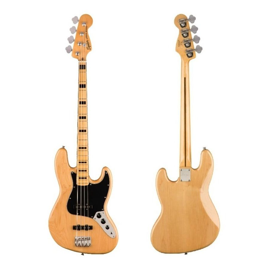 Bajo-Electrico-Squier-By-Fender-Jazz-Bass-Classic-Vibe-70s