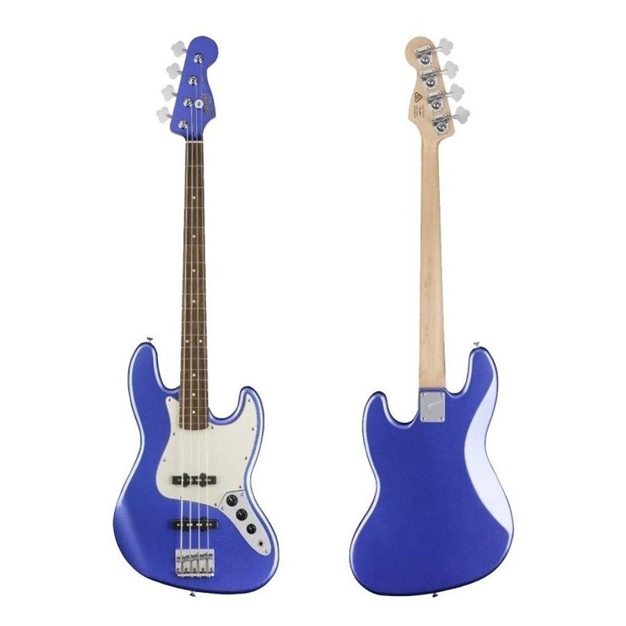 Bajo-Electrico-Squier-By-Fender-Contemporary-Jazz-Bass-Con-Pastillas-De-Ceramica---Ocean-Blue-Metallic-Azul---Indonesia