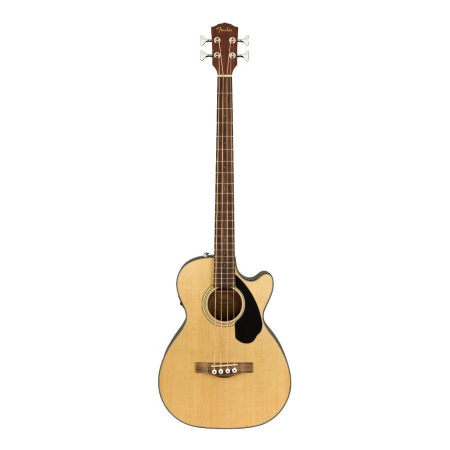 Bajo-Electro-Acustico-Fender-Cb-60sce-Fishman-Laurel