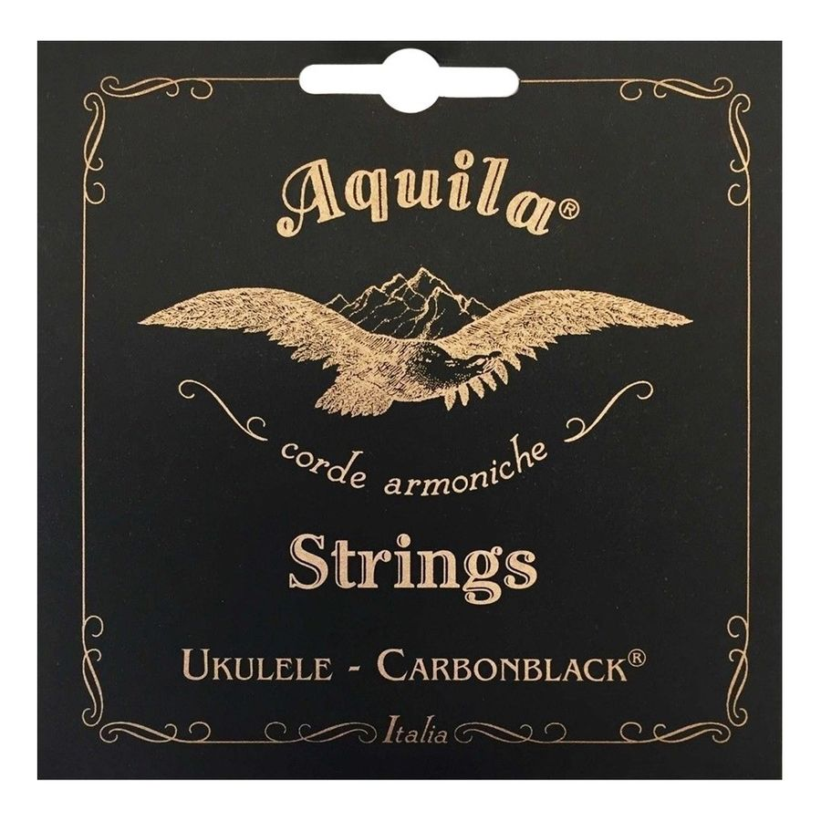 Encordado-Aquila-Carbonblack-A141u-Cuerdas-Ukelele-Soprano