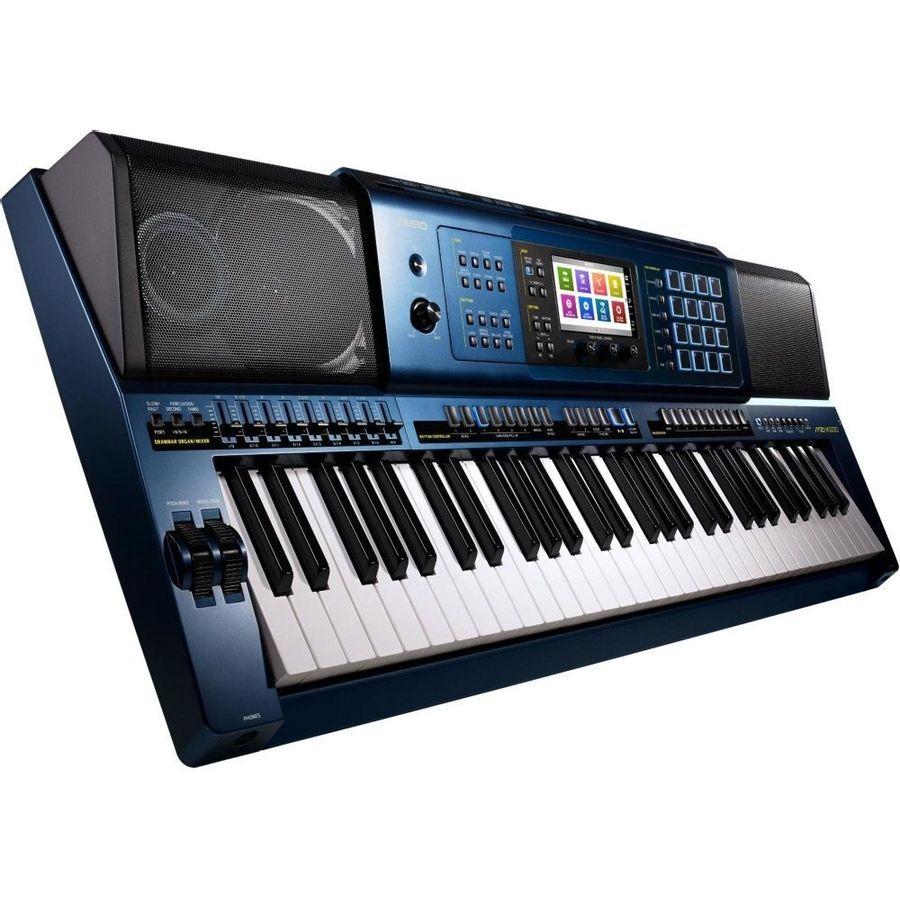 Sintetizador-Casio-Mz-x500-Workstation-61-Teclas-Pant-Tactil