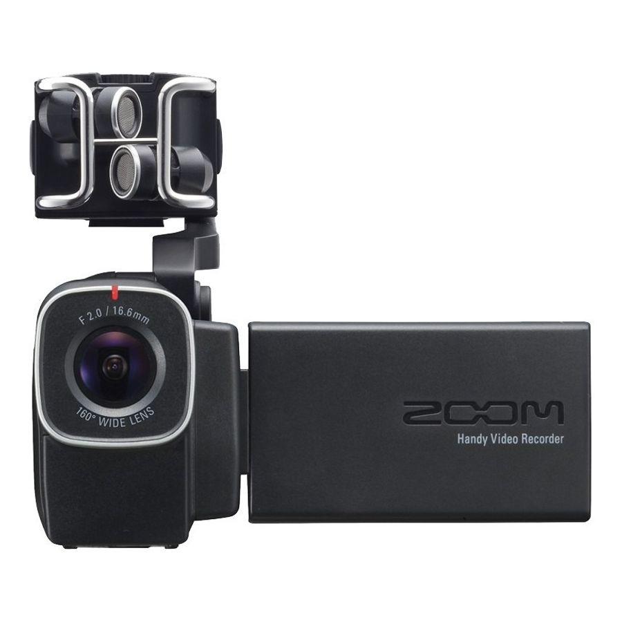 Handy-Video-Recorder-Zoom-Q8-Hd3m-2304x1296-Lcd-Touchcreen