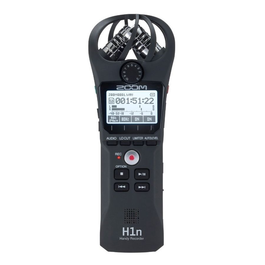 Grabador-Portatil-Zoom-Handy-Recorder-H1n-2-Canales-Sd-Usb