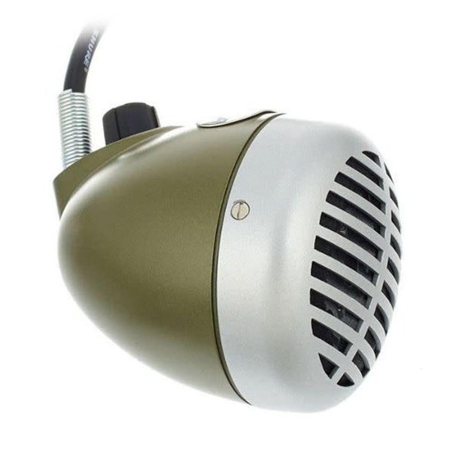 Microfono-Armonica-Shure-520dx-Con-Control-De-Volumen