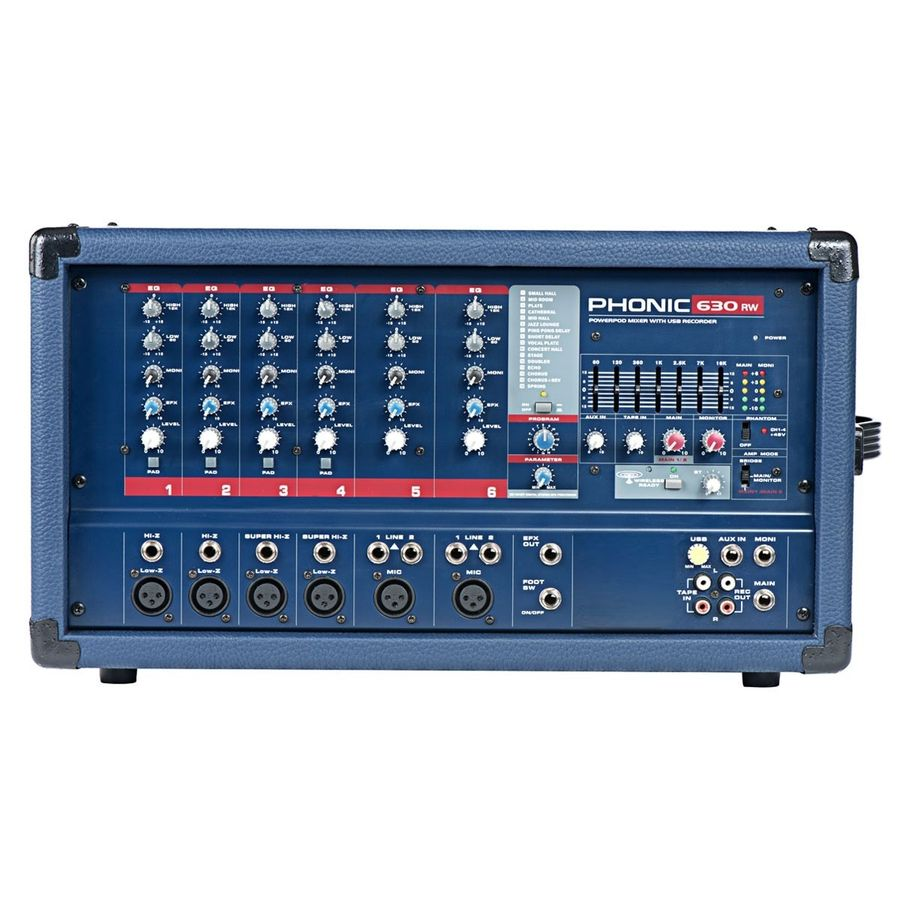Consola-Mixer-Phonic-Power630-Potenciada-Bluetooth-300w-6c