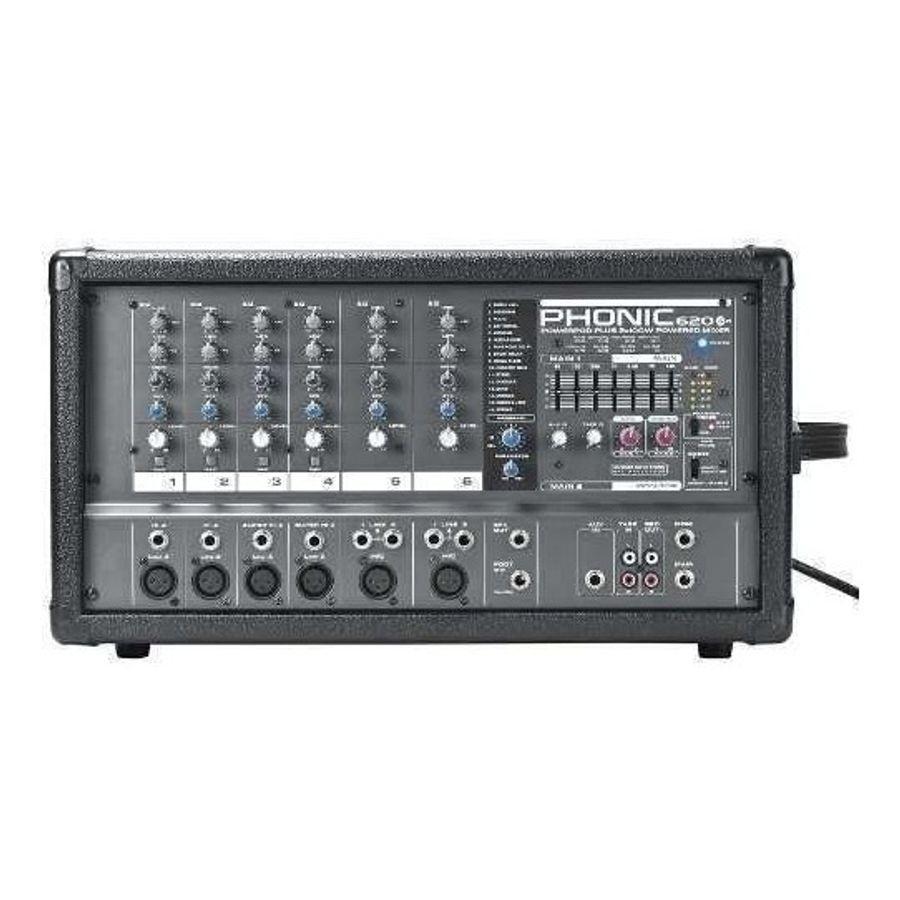 Consola-Potenciada-Mixer-Phonic-Powerpod-Power620-Plus-200w