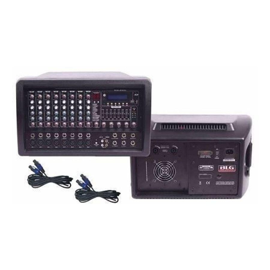 Consola-BLG-Mc82150-Pc--Potenciada-8-Canales-De-300w-Usb