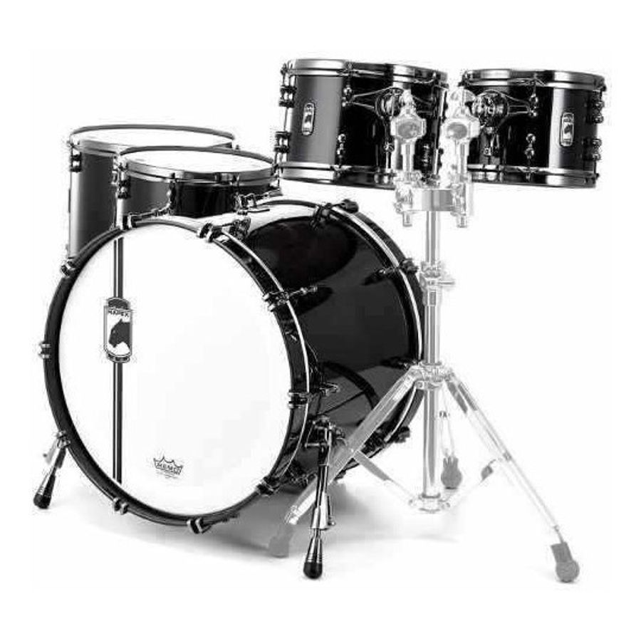 Bateria-Mapex-Black-Panther-5-Cuerpos-Black-Widow-Black