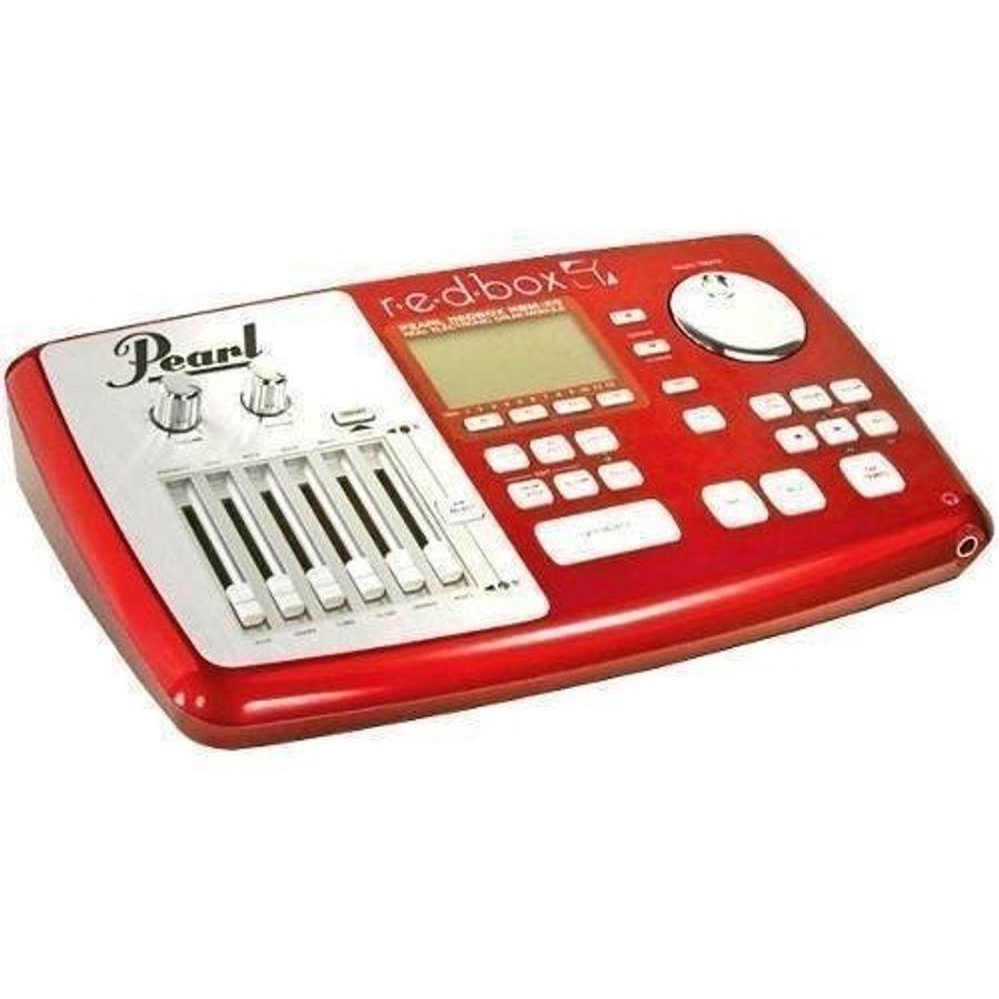 Modulo-Para-Bateria-Electronica-Pearl--Red-Box--Ekit1