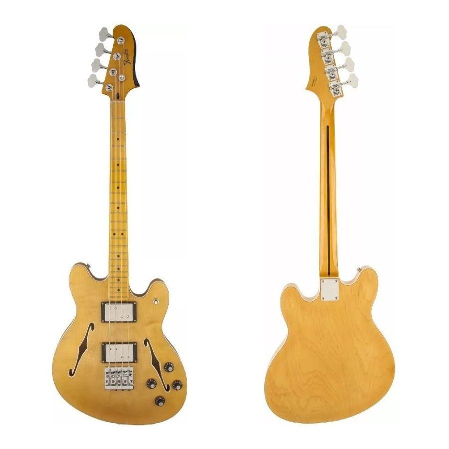 Bajo-Electrico-Fender-Starcaster-Bass-Short-Color-Natural
