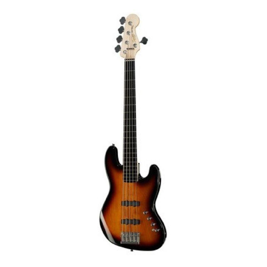 Bajo-Squier-Jazz-Bass-Deluxe-Activo-5-Cuerdas-Sunburst