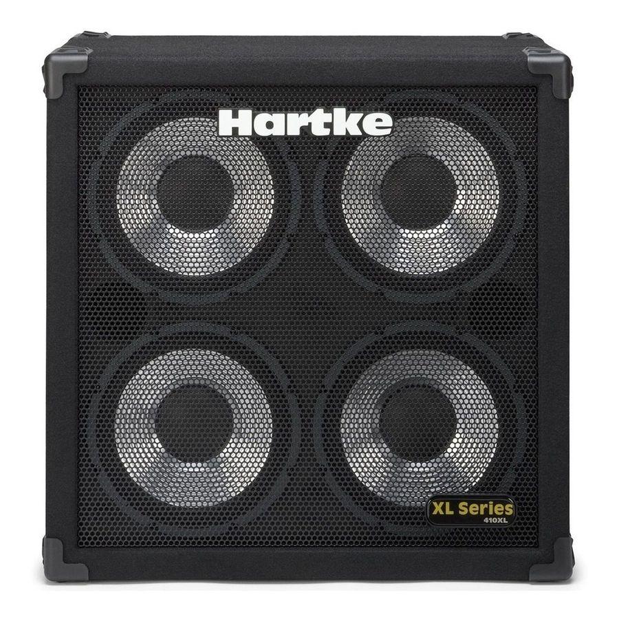 Caja-Para-Bajo-Hartke-410xl-400w-4x10-Cono-De-Aluminio-Bafle