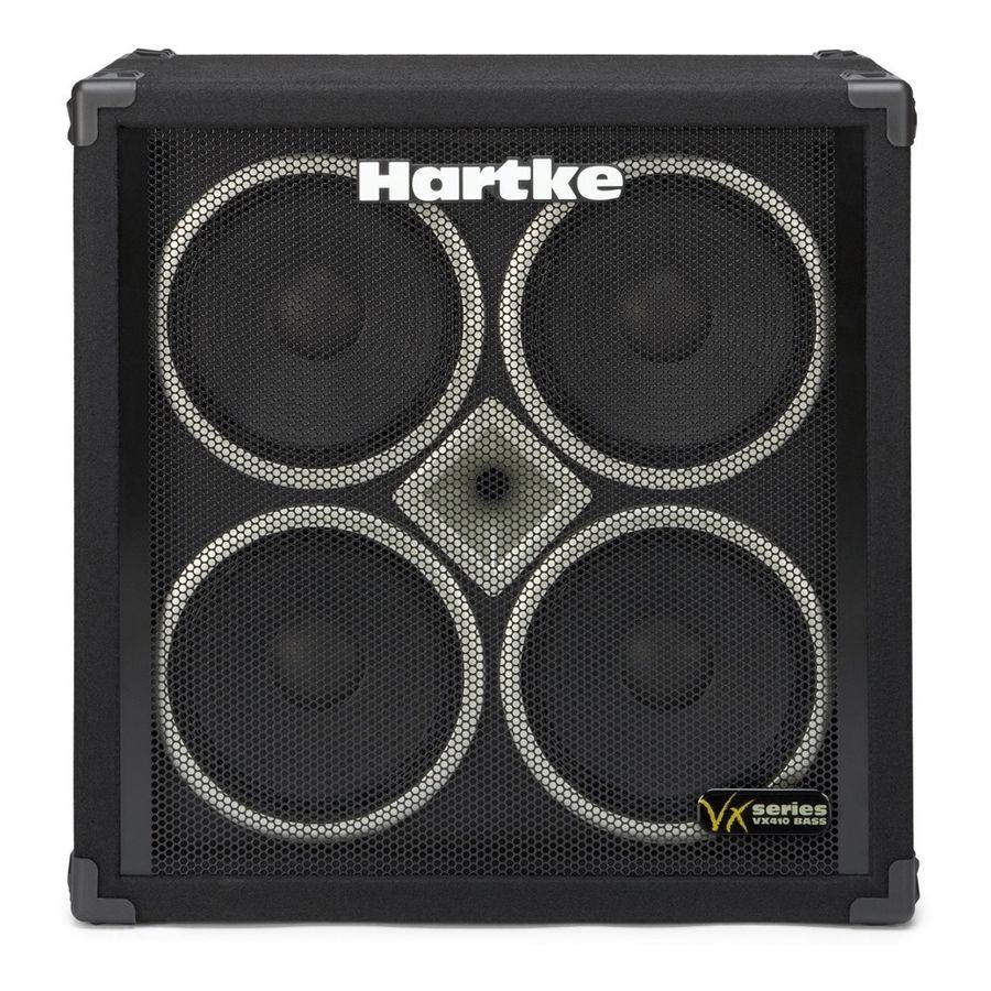 Bafle-Para-Bajo-Hartke-Systems-Vx-410-De-4x10-Con-400-Watts
