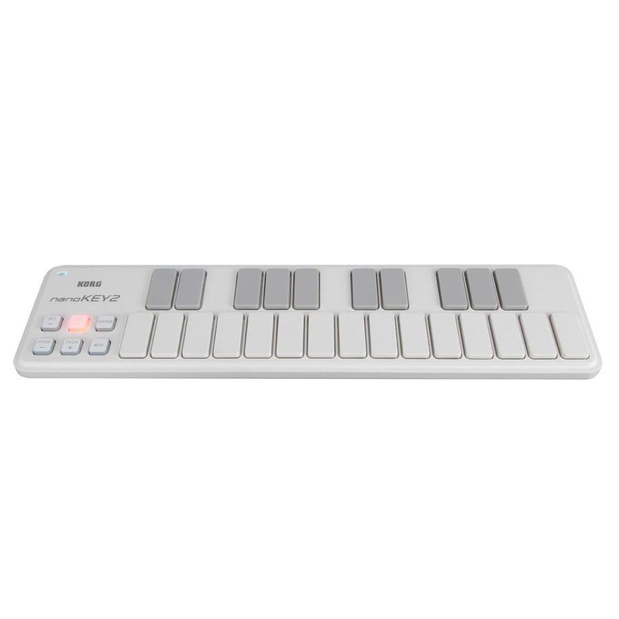 Controlador-Korg-Mini-Midi-Usb-De-25-Teclas-Nanokey2