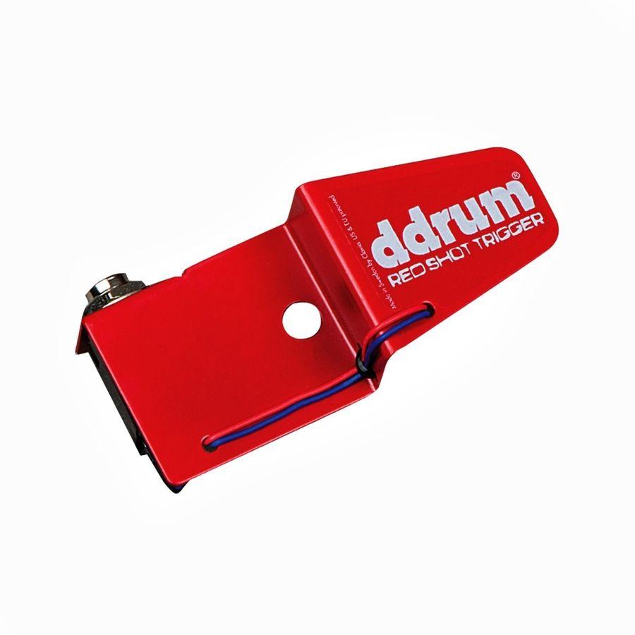 Red-Shot-Para-Redoblante-O-Tom-De-Bateria-Trigger-Ddrums-Rs