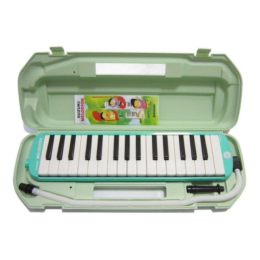 Flauta-Melodica-Suzuki-32-Teclas-Con-Estuche-Boquilla-Mx32d