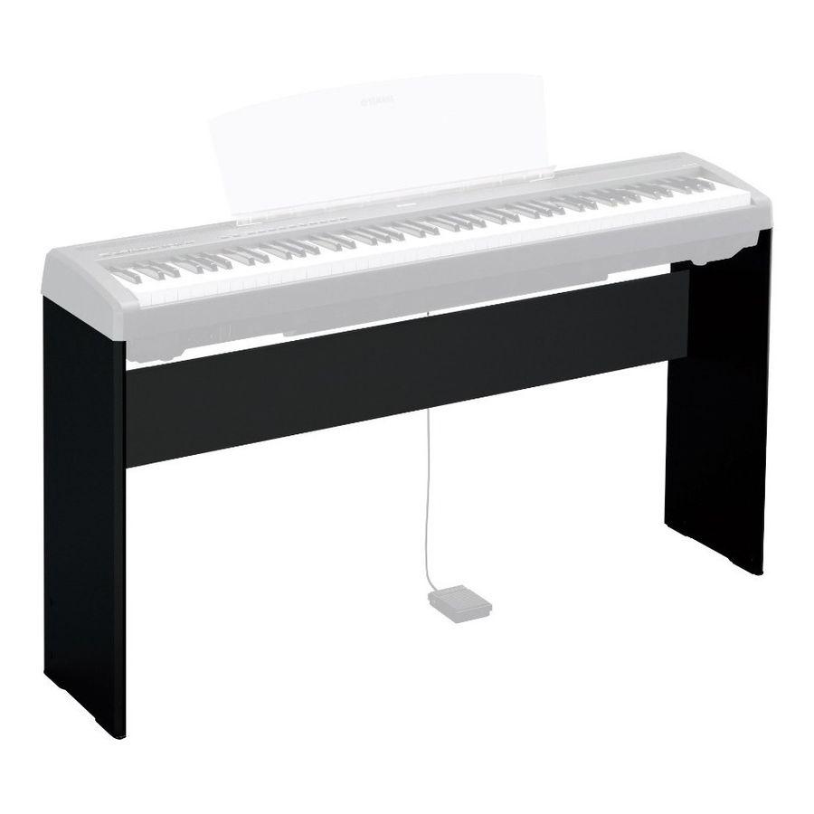 Mueble-Soporte-Mesa-Para-Piano-Digital-Yamaha-P45-L85-Negro