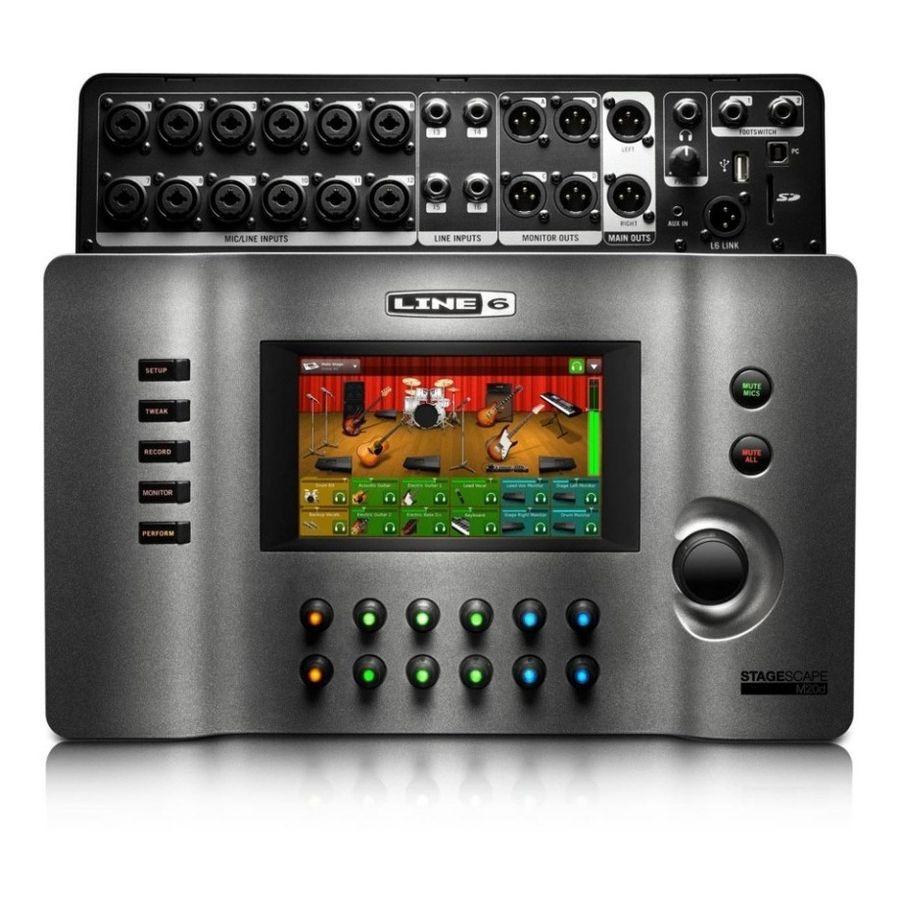 Mixer-Line-6-Stagescape-M20d-Sistema-De-Mezcla-Inteligente