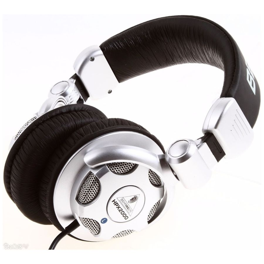 Auriculares-Profesionales-Para-Dj-Behringer-Hpx2000