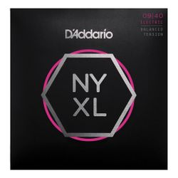 Encordado-Para-Guitarra-Electrica-Daddario-New-York-Nyxl0940bt-Calibres-09-040-Acero-Niquelado-Tension-Balanceada